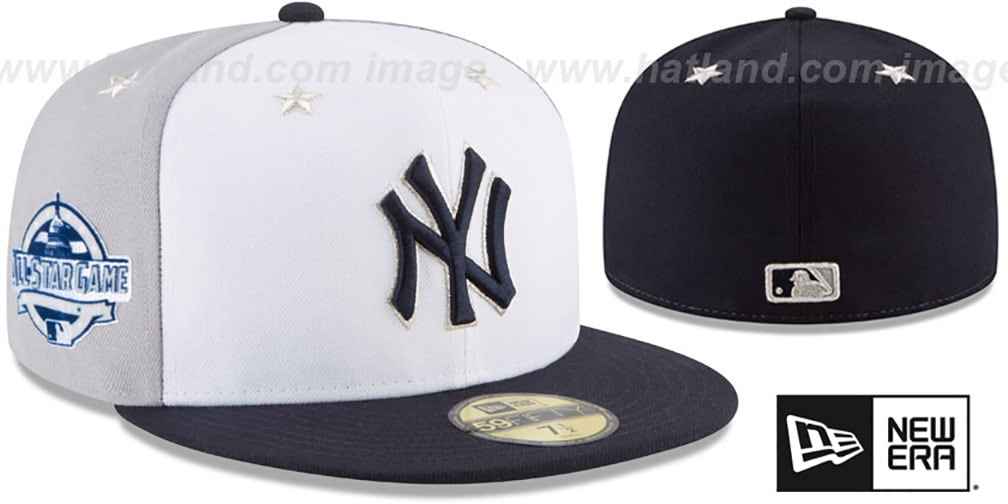 Yankees '2018 MLB ALL-STAR GAME' Fitted Hat by New Era