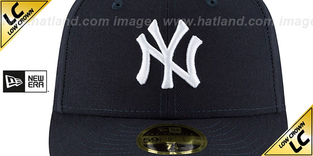 Yankees '2017 JETER LOW-CROWN ONFIELD GAME' Hat by New Era