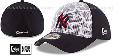 Yankees '2016 JULY 4TH STARS N STRIPES FLEX' Hat by New Era