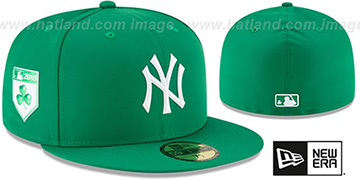 Yankees '2018 ST PATRICKS DAY' Hat by New Era
