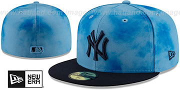 Yankees '2019 FATHERS DAY' Fitted Hat by New Era