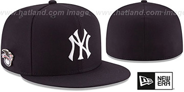 Yankees 'AL EAST HERITAGE PIN' Fitted Hat by New Era